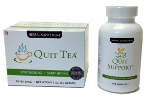 Quit Tea and Quit Support